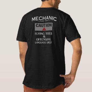 Seguridad del MECÁNICO Camiseta