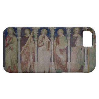 Seis apóstoles c 1390 fresco iPhone 5 Case-Mate protector