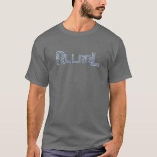 seis rollos del movimiento camiseta