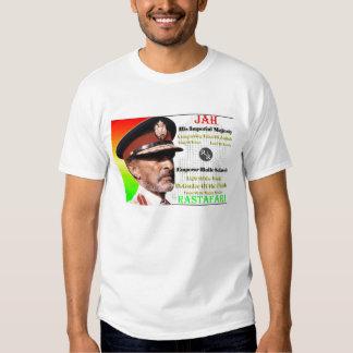 Selassie Camiseta