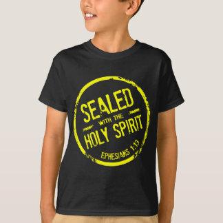SELLADO con el ESPÍRITU SANTO Camiseta