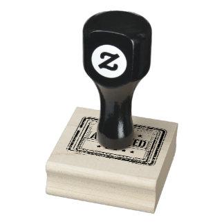 sello aprobado