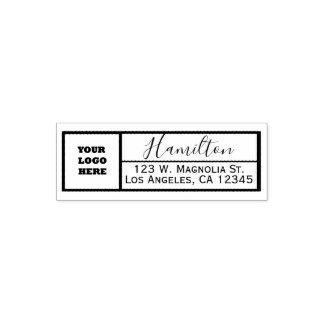 Sello Automático Cree su propio logotipo personalizado único
