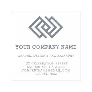 Sello Automático Cree sus propios detalles de encargo del logotipo