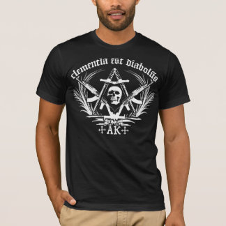 Sello de AK - Clementia Est Diabolus Camiseta