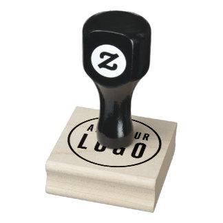 Sello De Caucho Simple añada su logotipo