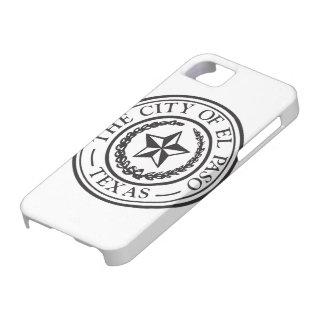 Sello de El Paso iPhone 5 Case-Mate Protectores