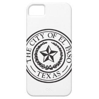 Sello de El Paso iPhone 5 Cárcasas