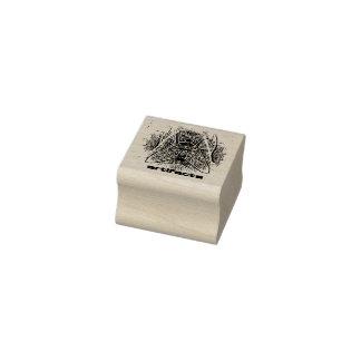 sello de goma de los artefactos