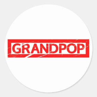 Sello de Grandpop