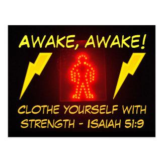 Sello del 51:9 de Isaías Postal