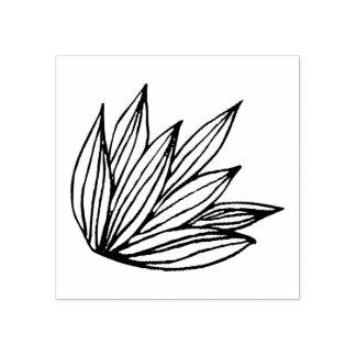 Sello del bosquejo de Lotus