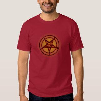Sello satánico camisetas