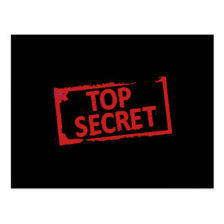 Sello secretísimo postal