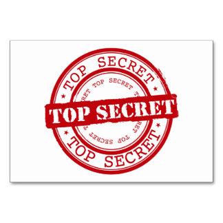 Sello secretísimo