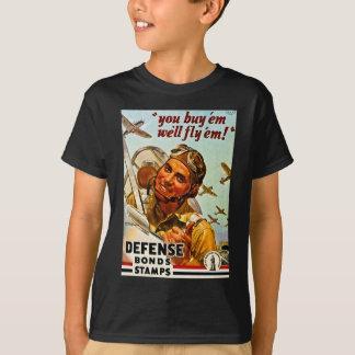Sellos de los enlaces de defensa de la Segunda Camiseta