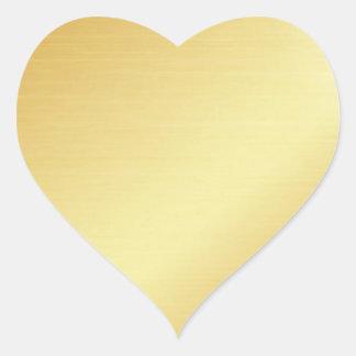 Sellos en forma de corazón en blanco elegantes del