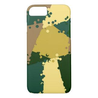 Selva de oro Camo Funda iPhone 7
