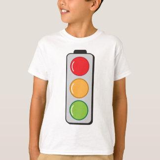 semáforos camiseta