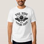 Semana 2016 de la bici de Daytona Beach Camisetas