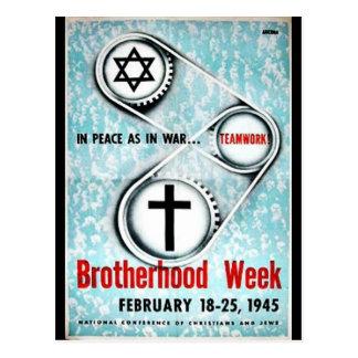 Semana de la fraternidad postal
