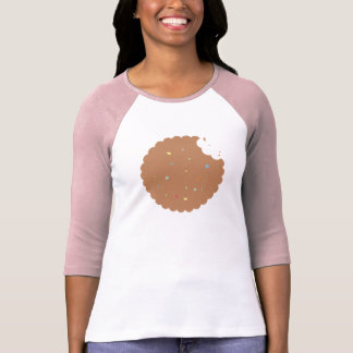¡semana del cortador de la galleta - confeti!!! camiseta