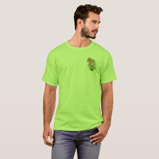 Semana internacional de la salmuera camiseta