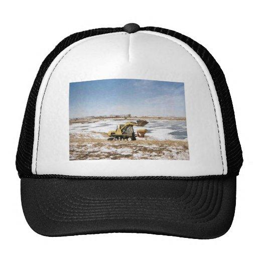 Sembradora de la difusión gorras de camionero