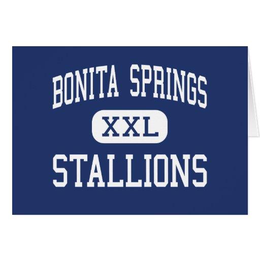 Sementales Bonita Springs de Bonita Springs Felicitacion