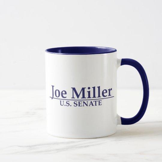 Senado de Joe Miller los E.E.U.U. Taza