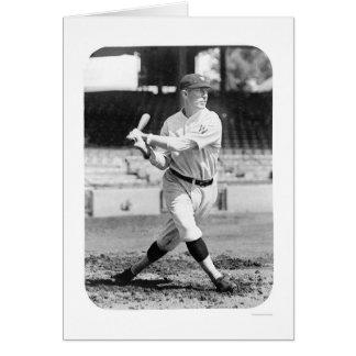 Senadores Baseball 1925 del arroz de Sam Tarjeton