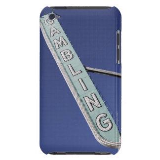 Señal de neón de juego en Las Vegas, Nevada Case-Mate iPod Touch Cobertura