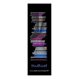 Señal - Libro-pila Tarjetas De Visita Mini
