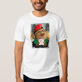"""Senior de Hugo """". Cabeza"""" Chavez de la patata Camiseta"""