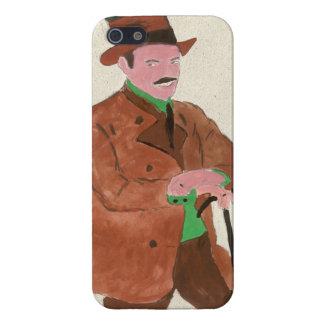 Señor alemán iPhone 5 coberturas