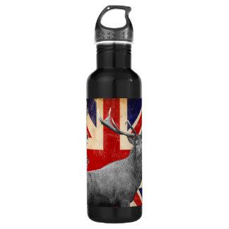 Señor del bosque botella de agua