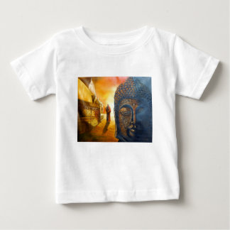 Señor Gautama Buddha Camiseta De Bebé