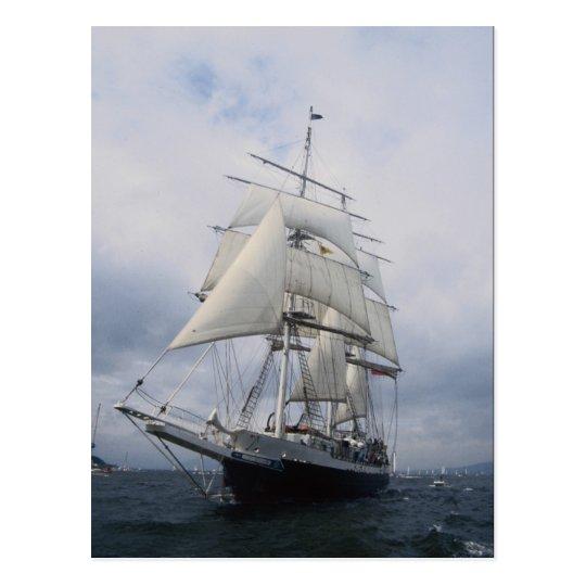 "Señor Nelson"", nave alta Postal"