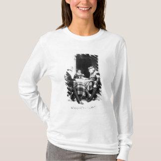 Señor Raglan, bajá y general Pelissier de Omar, Camiseta