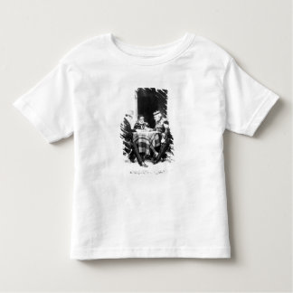 Señor Raglan, bajá y general Pelissier de Omar, Camisetas