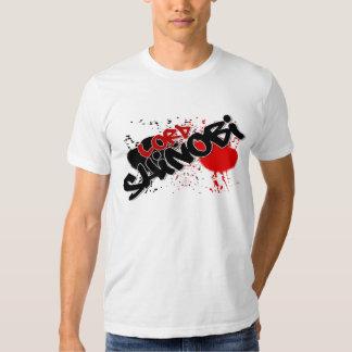 Señor Shinobi Graffiti Shirt Camiseta