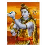 Señor Shiva (series de la deidad hindú) Postales