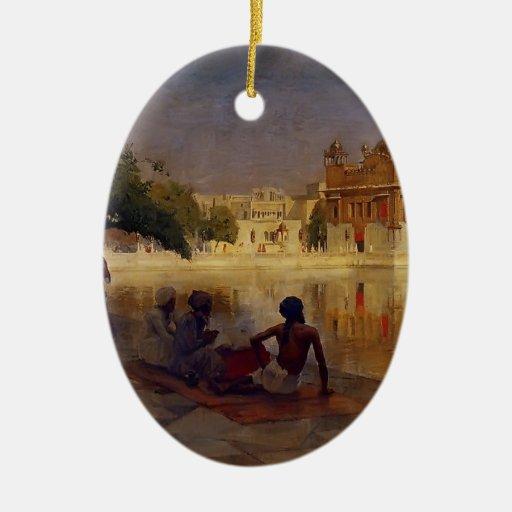 Señor Weeks- The Golden Temple, Amritsar de Edwin Adorno De Navidad