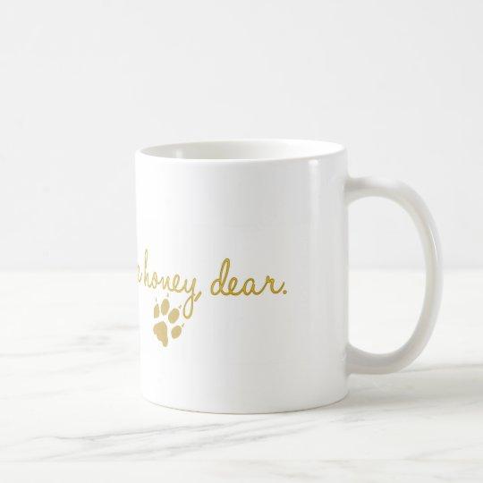 Señora Bamey Quote Mug Taza De Café