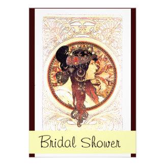 Señora Bridal Shower Invitation de Mucha Anuncios
