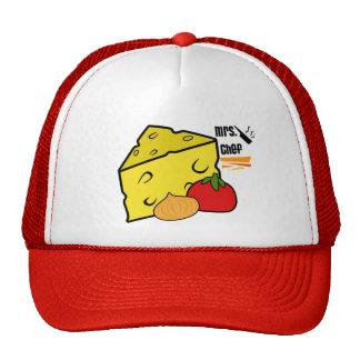 Señora Chef Hat Gorro De Camionero