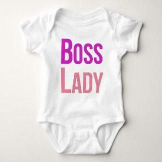 Señora de Boss Body Para Bebé