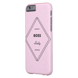 Señora de Boss Funda Barely There iPhone 6