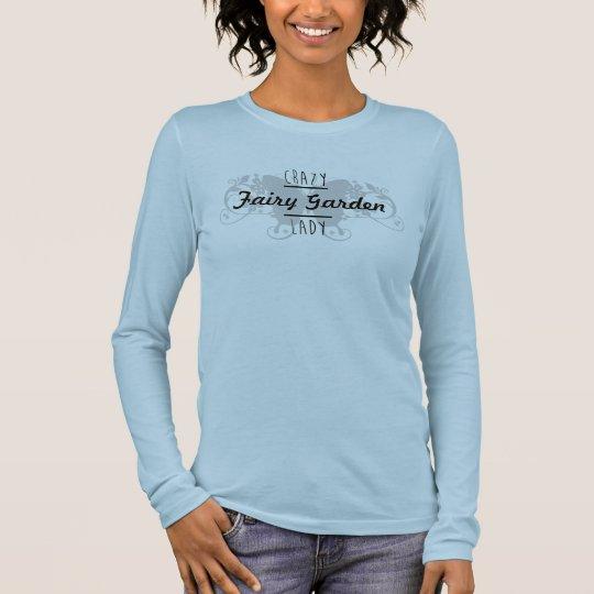 Señora de hadas loca del jardín, camisa de hadas