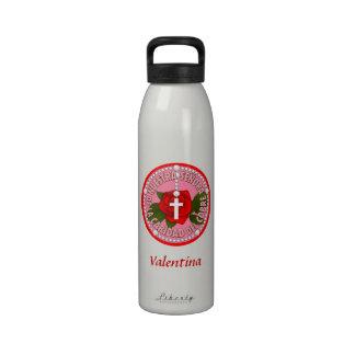 Señora De La Caridad Del Cobre Botellas De Agua Reutilizables